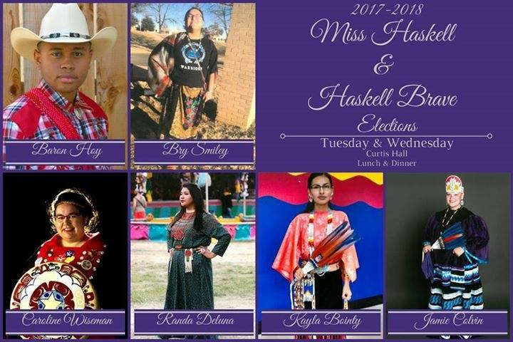 Haskell Royalty Competitions are Underway! See What the Candidates have to Say about Running