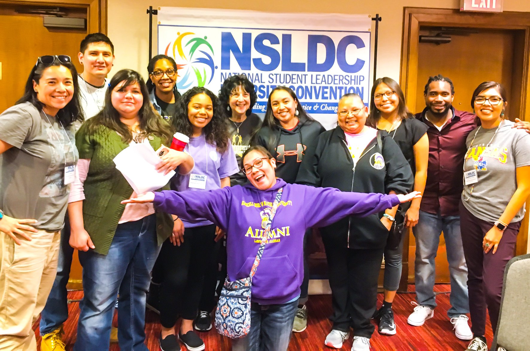 TRIO SSS Takes Goes to the National Student Leadership Diversity Convention (NSLDC)
