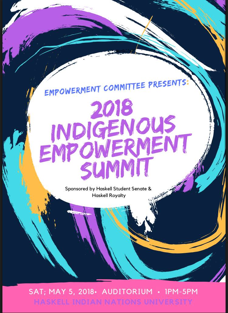 Haskell Indigenous Empowerment Summit 2018 Continues tradition